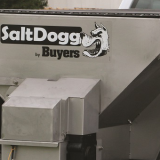 SaltDogg Spreaders: Stainless STEEL V