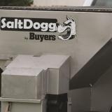 SaltDogg Spreaders: Stainless STEEL V